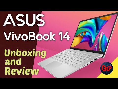 """Asus VivoBook 14"""" 2020 Core i5 10th Gen 