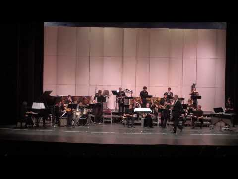 SMHS Winter Concert 2009 - Jazz Band - Whiplash