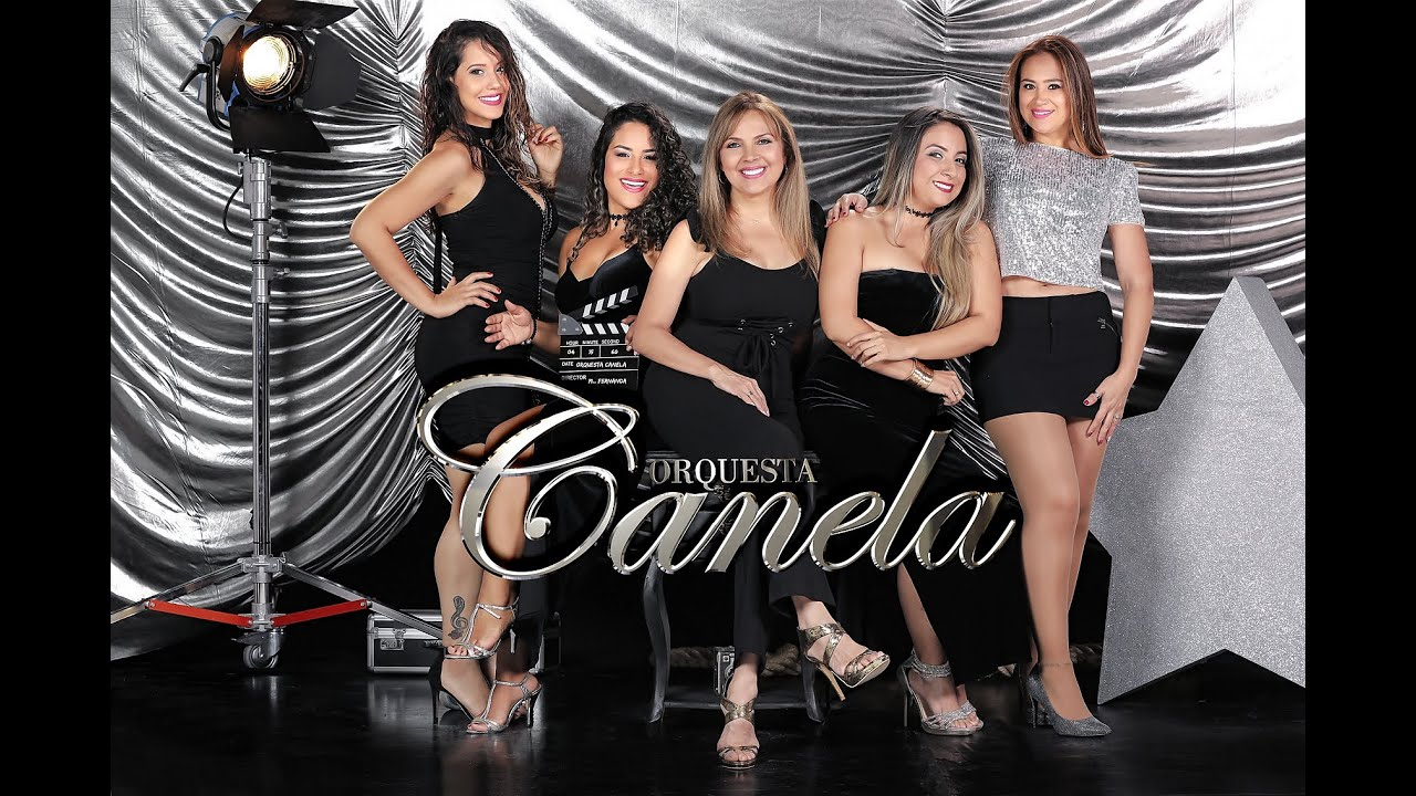 Download ORQUESTA CANELA - CANELA CUMBIAS
