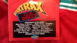 Startrax Club Disco Bee Gees Medley part 1