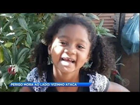 Criança é encontrada morta nos fundos da casa de vizinho