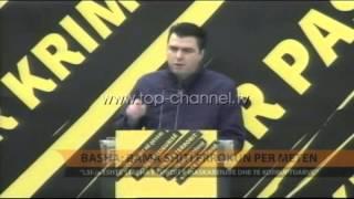 PD, protestë në Kukës. Basha: Rama shiti Frrokun për Metën - Top Channel Albania - News - Lajme