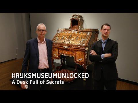 #RijksmuseumUnlocked: A Desk Full of Secrets