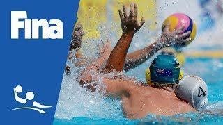 Official draw: FINA Men