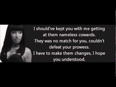 Dear Old Nicki- Nicki Minaj Lyrics