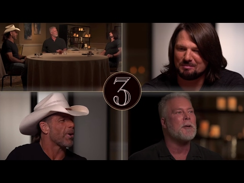 Thumbnail: Table for 3 season premiere - Tonight after Raw on WWE Network