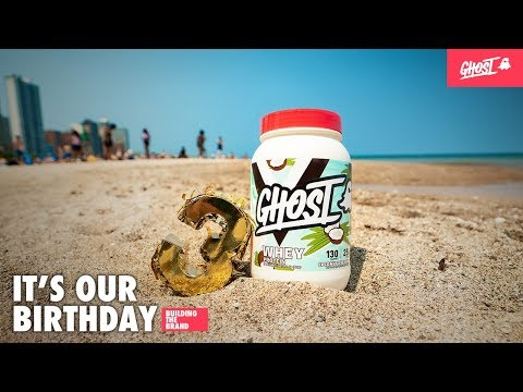 GHOST 3rd Birthday - Building The Brand | S4:E21
