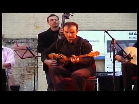 """Kultur am Kanal mit """"Balkan Winds"""" und """"Muy Postizo""""  5.Juni 2009"""