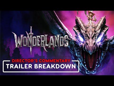 Tiny Tina's Wonderlands Trailer Developer Breakdown   Summer of Gaming 2021