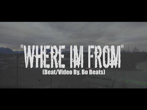 Pai & Profe-C - Where Im From (Music Video)
