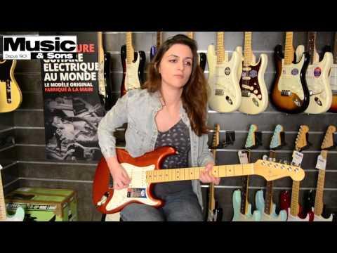 Fender Stratocaster American Elite Demo