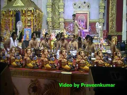 Vittaldas Jayakrishna Deikshithar team - Namasankeerthanam at Malliyur Mahaganapathi Temple 2017
