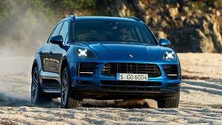 2019 Porsche Macan | Sapphire Blue Metallic | Driving, Interior, Exterior