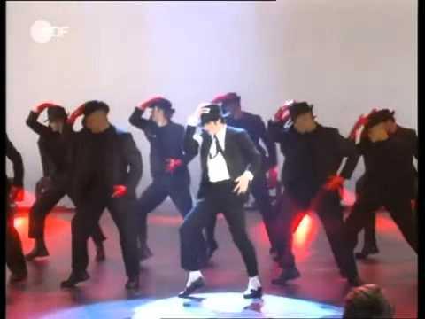 Dangerous Live at Wetten Dass 1995 (Michael Jackson)