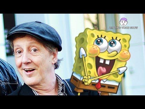 Spongebob Schwammkopf - Santiago Ziesmer Interview (deutsche Synchronstimme)