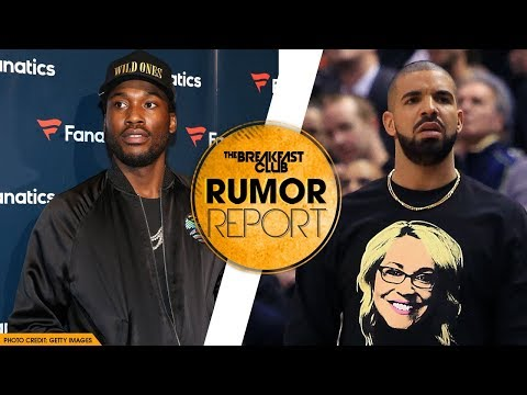 Could Meek Mill and Drake Be Teaming Up?