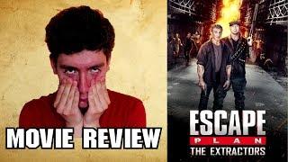Escape Plan 3: The Extractors (2019) [Action Movie Review]