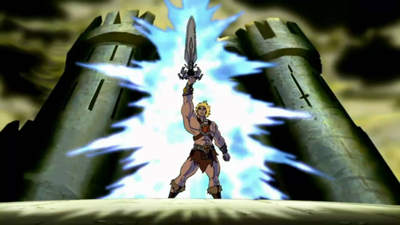 He Man And The Masters Of The Universe 2002