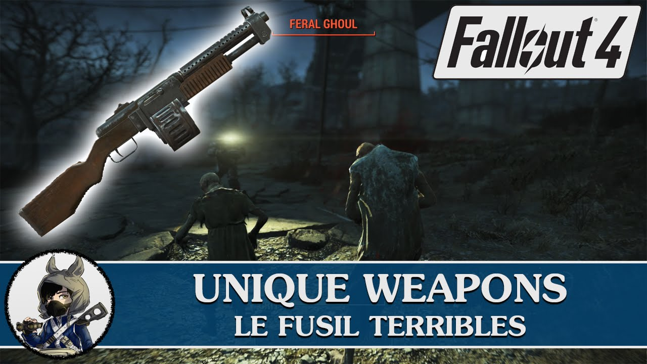 how to find le fusil terribles