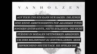 "Van Holzen Pre-Listening, Song 05: ""Karneval"" - präsentiert von Sebastian Madsen (Madsen)"