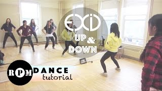 "EXID ""Up u0026 Down"" Dance Tutorial (Chorus)"