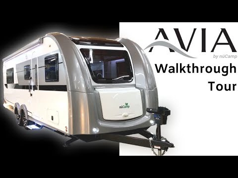 New AVIA By NuCamp RV Walkthrough Tour - Travel Trailer