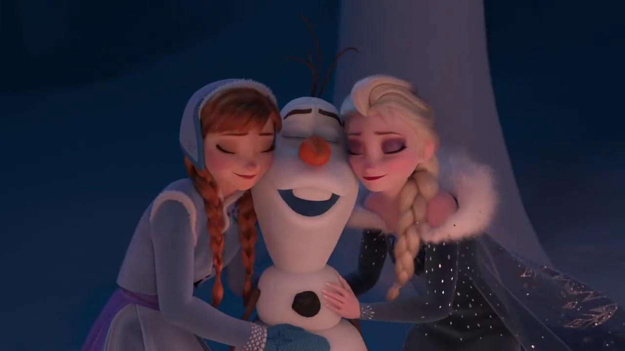 Olaf Otra Aventura Congelada de Frozen (Trailer oficial Español ...