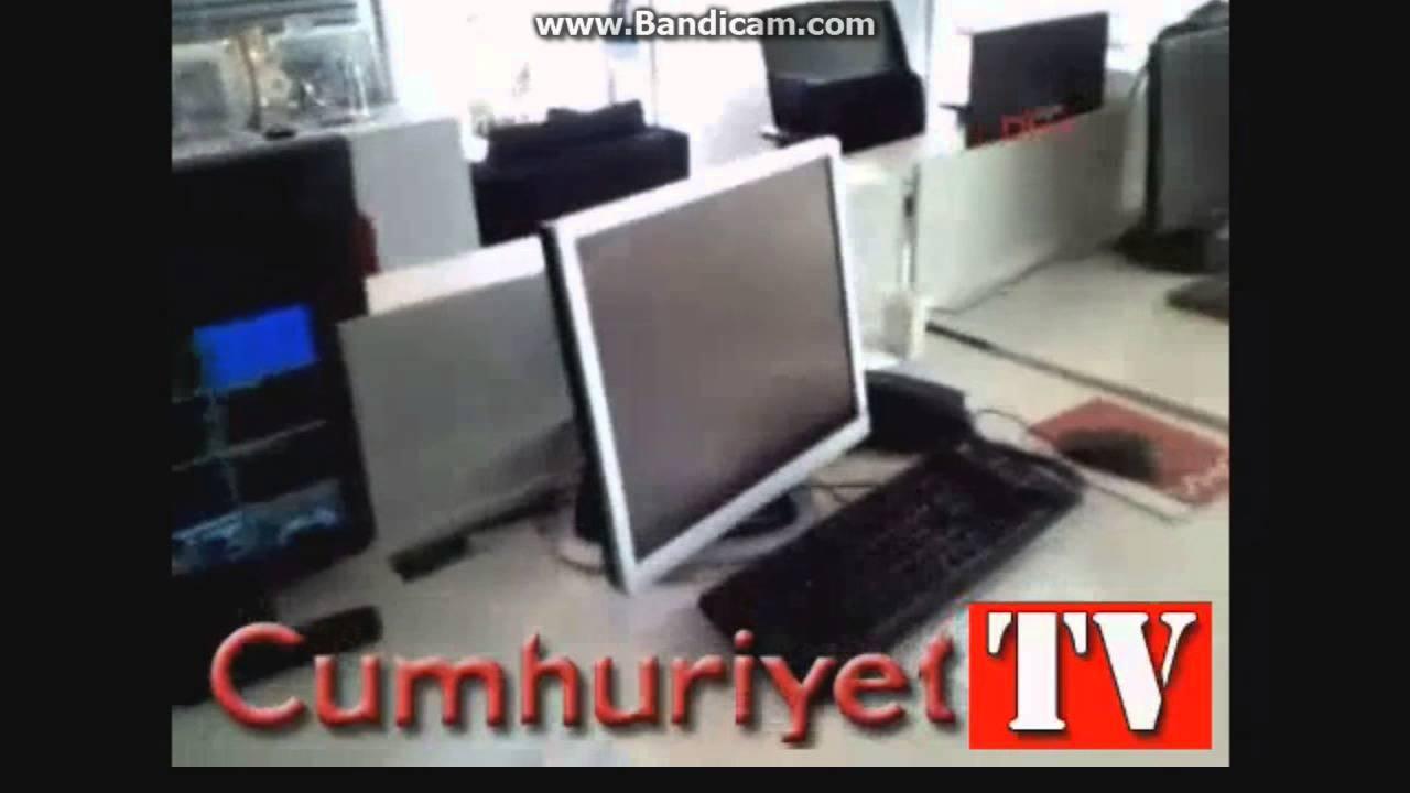 Ege'de Deprem İstanbul Sallandı !!! 24.05.2014 Saat 12.25