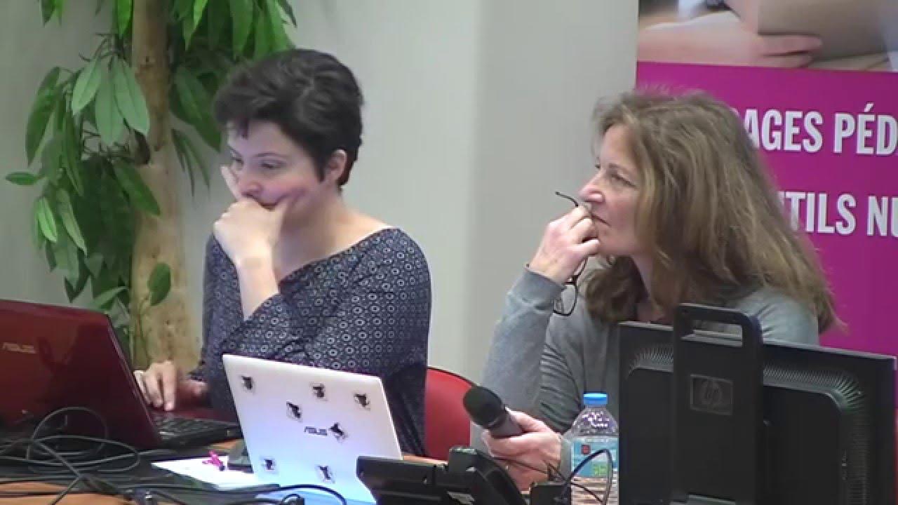 Youtube Video: Journée du Numérique ESPE : outils nomades et BYOD