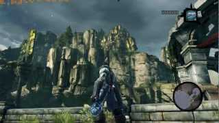 Darksiders 2 PC-first zone (Max settings)