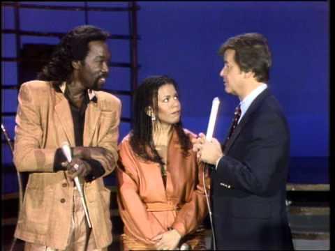 Dick Clark Interviews Ashford & Simpson - American Bandstand 1982
