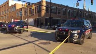 Grand Rapids police presence on S. Division Avenue