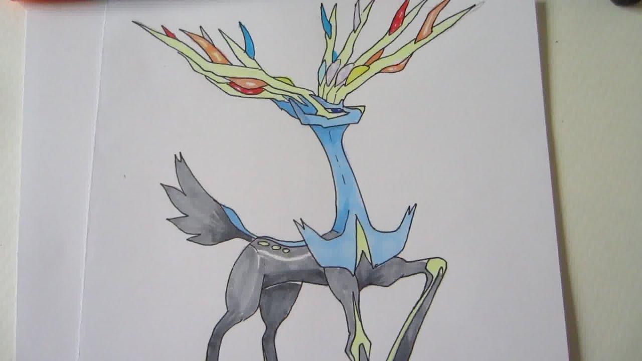legendary pokemon to draw - photo #43