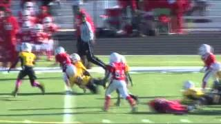 Nigel Dunton 2014 Detroit Westside Cubs D Team Football Highlight