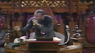 Bishop Noel Jones-More Than Conquerors (6-16-92)
