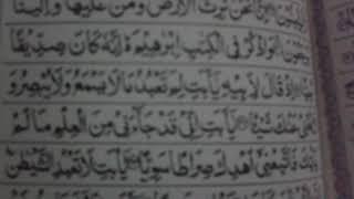 سورہ مریم  امام ادریس ابکر
