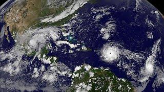 Uragano Irma, terrore dei Caraibi