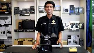 Review SONY HXR-MC2500 - Tokocamzone BEC Bandung