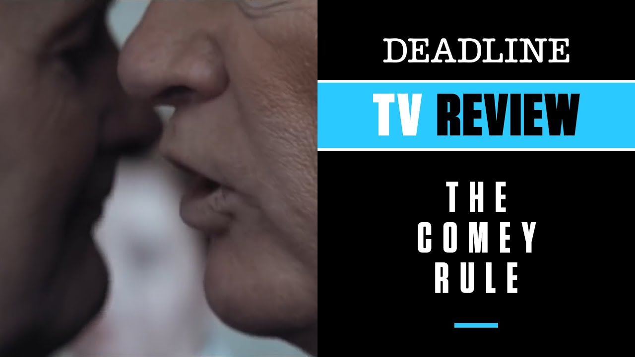 'The Comey Rule' review: Jeff Daniels and Brendan Gleeson head a ...