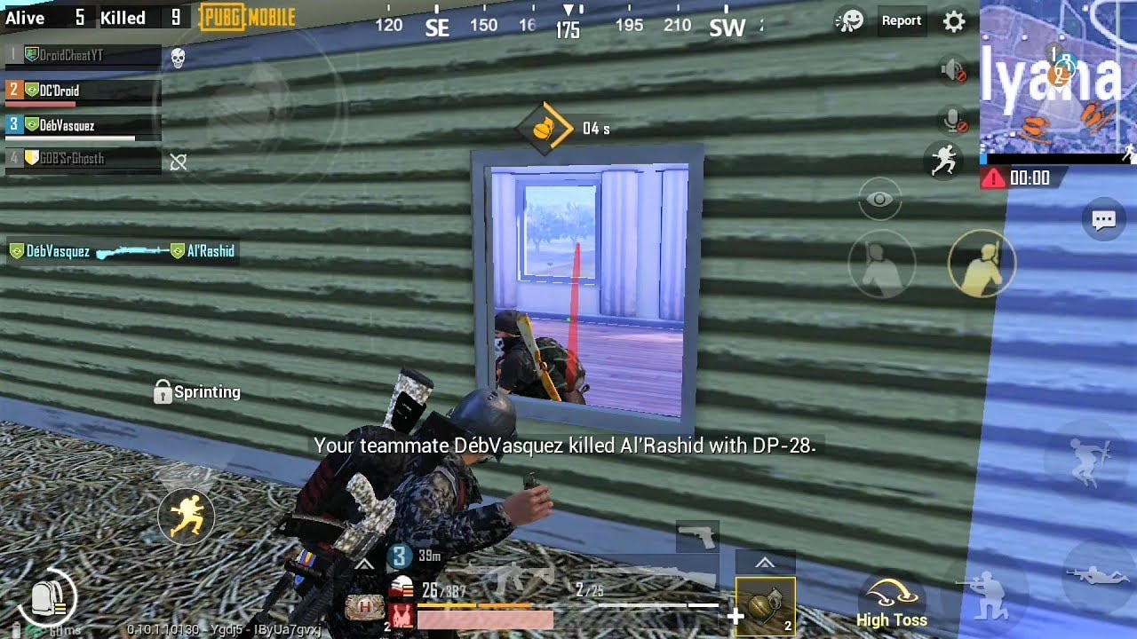 Official Pubg Mobile Gameplay: PUBG Mobile Android Gameplay #21