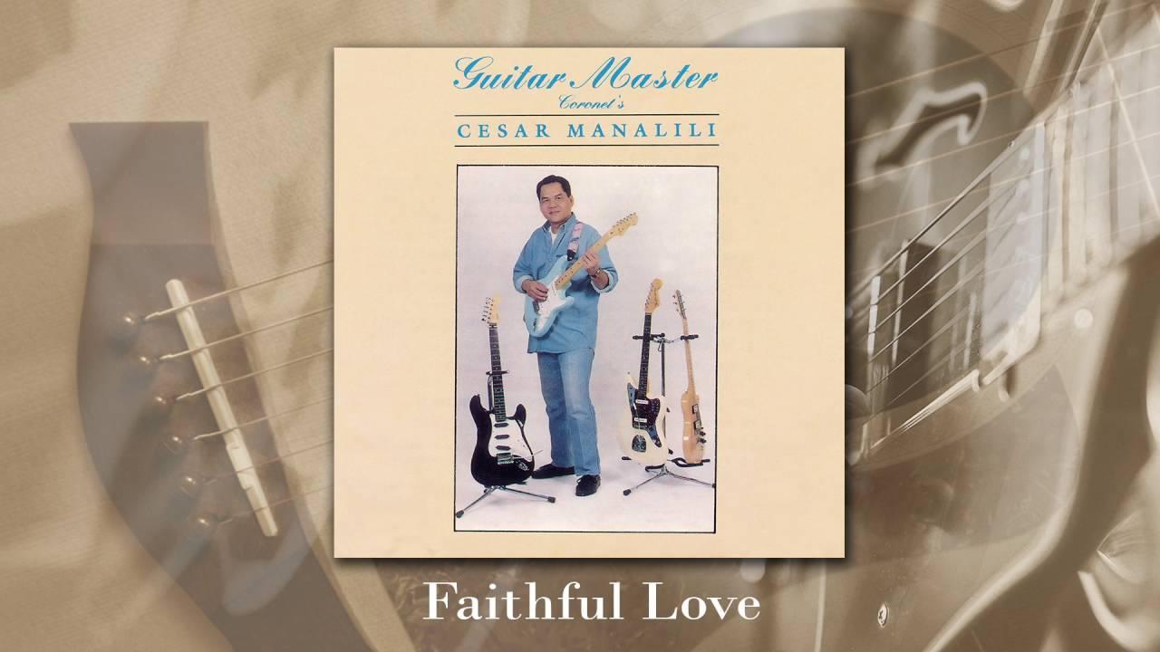 Faithful love,,,cover,,,backing track youtube.
