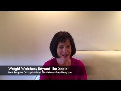 Beyond the Scale New Weight Watchers Program 2016