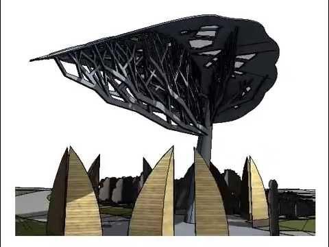 Glasgow Botanic Gardens Tree Hub Project