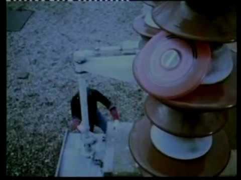Play safe - Frisbee.  Public Information Film.  Power Station.  Jimmy.  PIF UK.