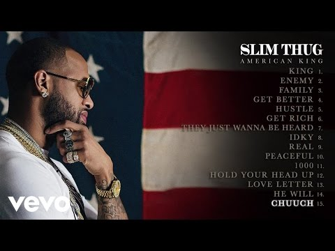 Slim Thug - Chuuch (Audio) ft. Nikki Lactson