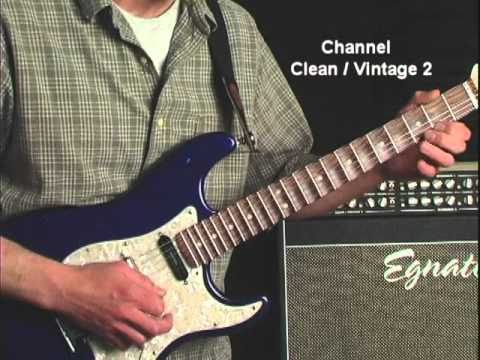 Egnater Tourmaster 4212 With Lou Adams