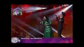 APM2013 Siti Nurhaliza & Hafiz (MUARA HATI), Siti Nurhaliza & Cakra (HARUS TERPISAH)