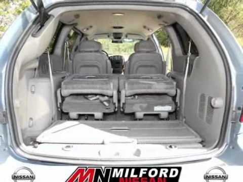Nissan Milford Ma >> Used 2002 Chrysler Town and Country Lxi - Worcester, MA - YouTube