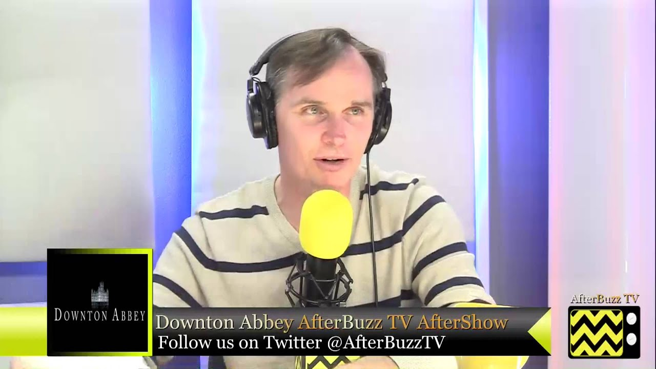 """Download Downton Abbey After Show Season 3 """"Episode 1"""" 