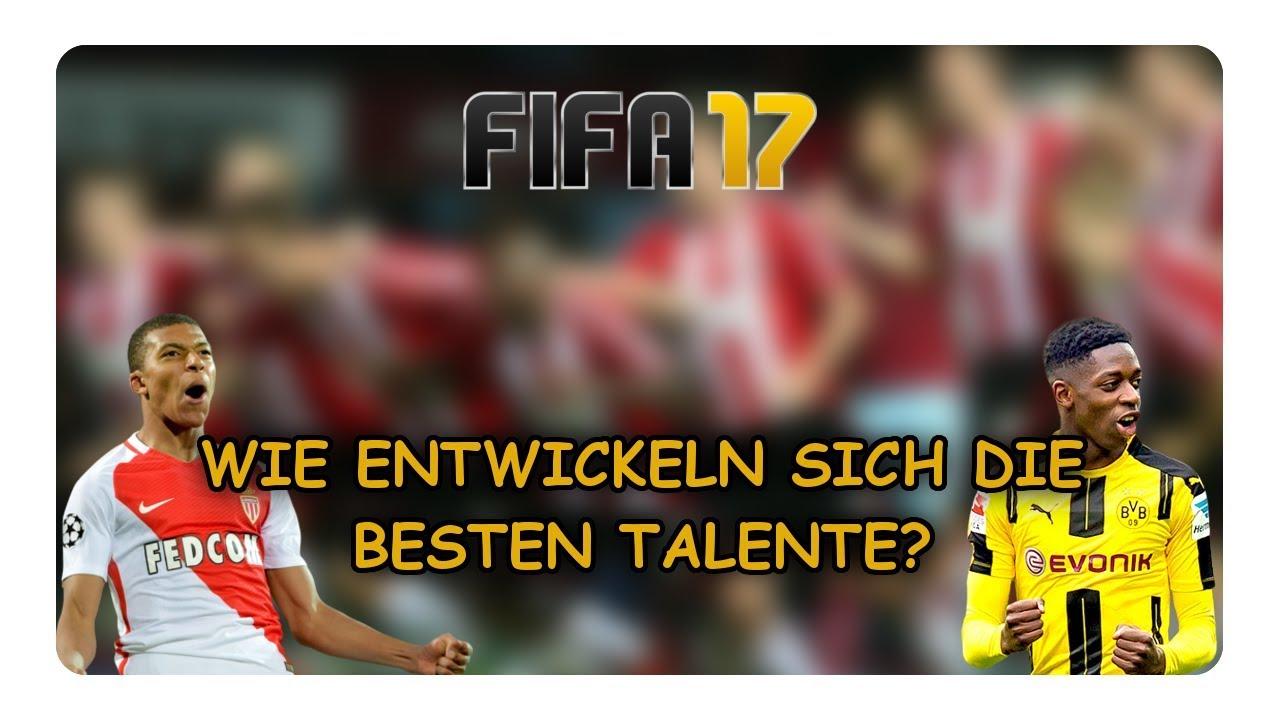 besten talente fifa 17